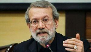 لاریجانی: دخالت آمریکا در منطقه مسئلهساز است