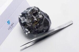 دومین الماس بزرگ جهان