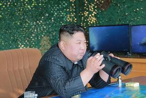 """فیلم/ آزمایش موشکهای جدید در حضور""""اون"""""""