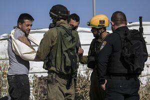خسارات حملات موشکی فلسطین به کفتارها