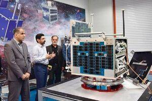 ماهواره ظفر شهریور ماه برای پرتاب تحویل می شود