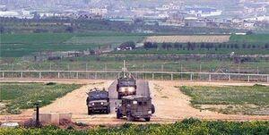 غزه | فراتر از دیمونا هدف قرار گرفت؛ یک جیپ اسرائیلی با کورنت منهدم شد