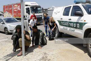فیلم/ راکتهای مقاومت فلسطین بر سر صهیونیستها