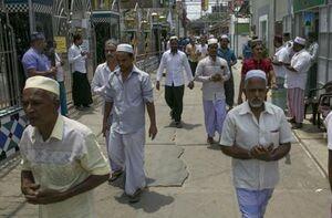 اخراج ۲۰۰ روحانی مسلمان از سریلانکا