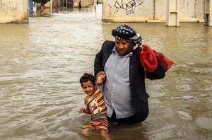 نیاز ۱۰۰ هزار کودک سیلزده عراقی به کمکهای فوری