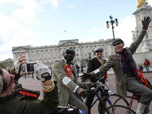 فیلم/ هزاران دوچرخهسوار معترض به محدودیتهای کرونایی