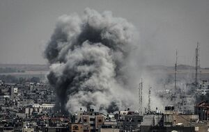 غزه پس از موشک باران صهیونیست ها
