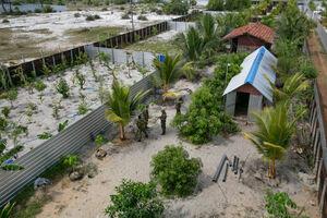 عکس/ کشف اردوگاه داعش در سریلانکا