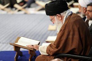 مطالبات رهبر انقلاب در زمینه توجه به قرآن +عکس