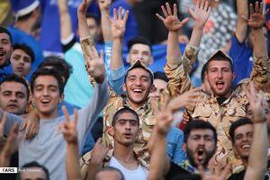 عکس/ سربازان استقلالی