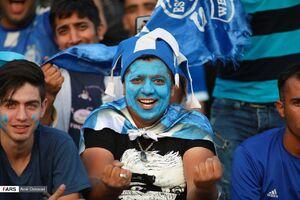 عکس/ حضور تماشاگران استقلال برای دیدار مقابل الدحیل