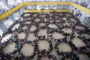 عکس/ محافل قرآنی در اندونزی