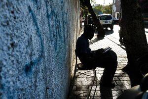 عکس/ روزه داران در هائیتی