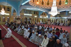 عکس/ روز اول رمضان در سوریه و عراق