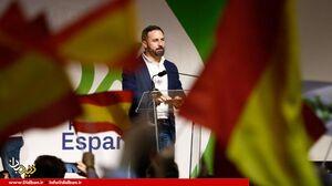 رابطه مرموز سازمان منافقین و یک حزب افراطی در اسپانیا