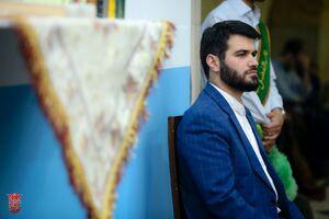 عکس/ شب اول ماه رمضان در هیئت میثاق با شهدا