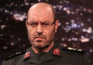 واکنش سردار دهقان به تهدیدات نظامی آمریکا