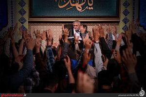 صوت/ شب اول ماه رمضان98 با نوای حاج منصور ارضی