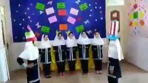برنامه جذاب یک مدرسه دخترانه +فیلم