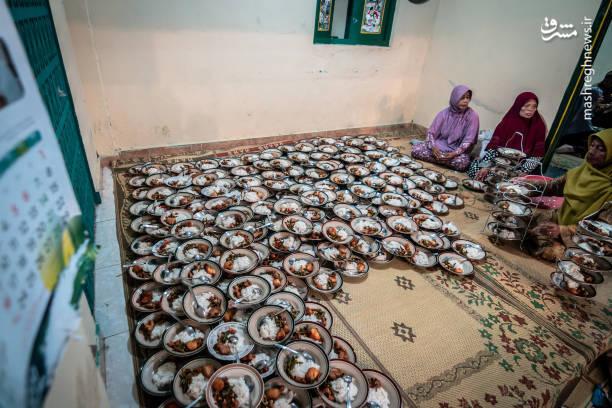 محافل قرآنی در اندونزی