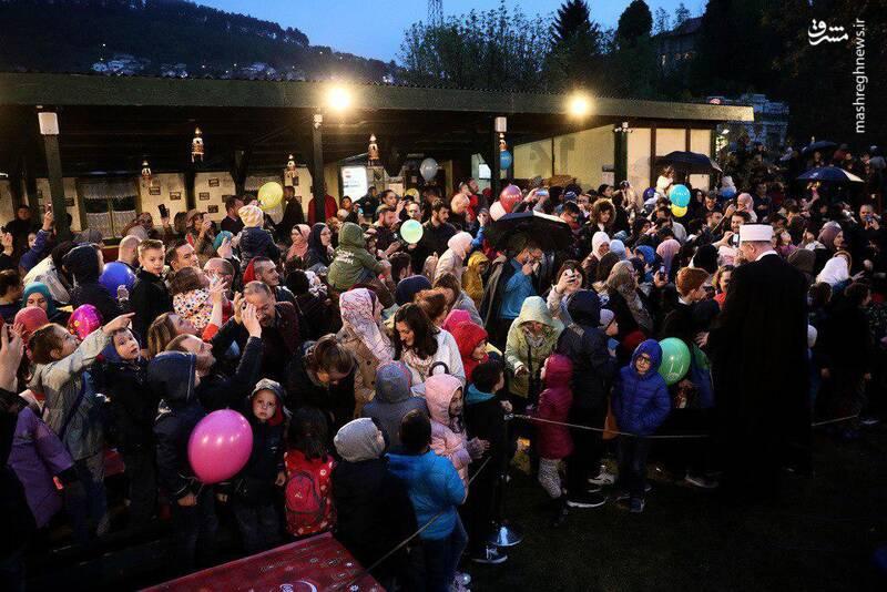 اولین روز رمضان در بوسنی و هرزگوین