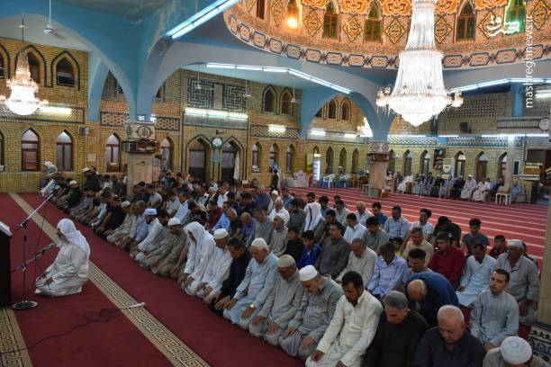 روز اول رمضان در عراق