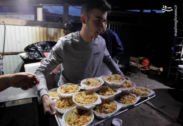 روز اول رمضان در اوکراین