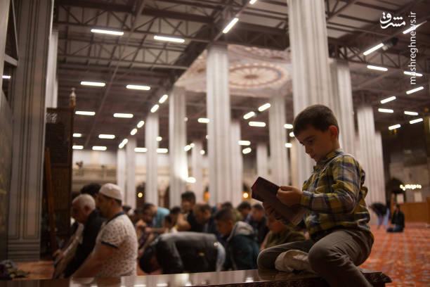 روز اول رمضان در ترکیه