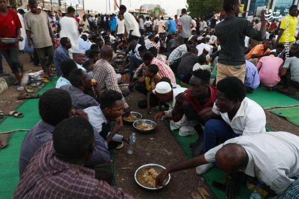 روز اول رمضان درسودان