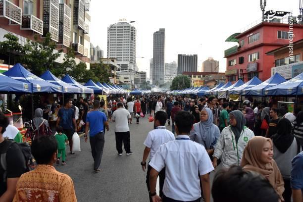 روز اول رمضان در مالزی