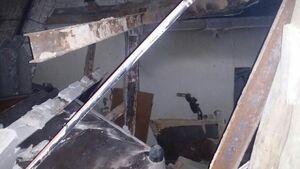 مرگ زن ۴۰ ساله و ۹ مصدوم پایان انفجار شدید ساختمان مسکونی