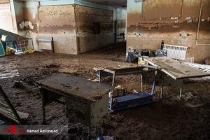 جزئیات برگزاری امتحانات مدارس سیلزده خوزستان
