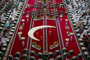 عکس/ حال و هوای کربلا در ماه رمضان