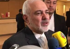 فیلم/ ظریف: دولت آمریکا تعهدی به هیچ توافقی ندارد