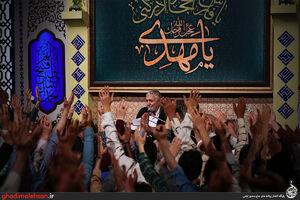 فیلم/ شب دوم ماه رمضان98 با نوای حاج منصور ارضی
