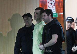 محکومیت ۲ بازیکن تیم ملی روسیه به ۳۵ ماه حبس