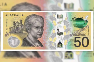 فیلم/ اشتباه تایپی روی اسکناس های استرالیا!