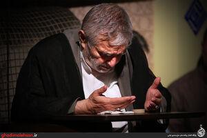 فیلم/ شب بیستوچهارم ماه رمضان98 با نوای حاج منصور ارضی