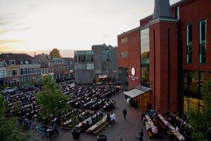 عکس/ دورهمی روزه داران در هلند