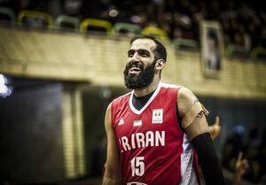 بازگشت حدادی به تیم ملی بسکتبال