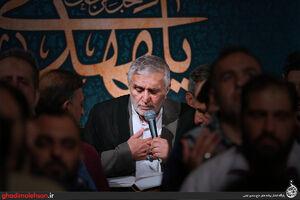 عکس/ شب پنجم ماه رمضان98 در مسجد ارک تهران