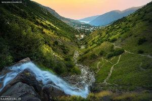 عکس/ جواهری در استان مازندران