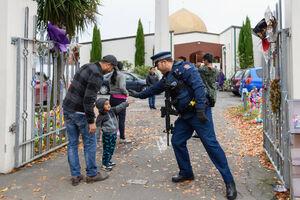 عکس/ حال و هوای مسلمانان در مسجد النور نیوزیلند