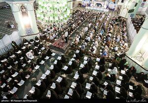 عکس/ حال و هوای رمضان در حرم حضرت عبدالعظیم الحسنی(ع)