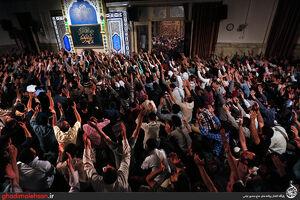 زیست شبانه تهران در مسجد ارک