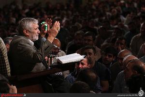 عکس/ شب ششم ماه رمضان98 در مسجد ارک تهران