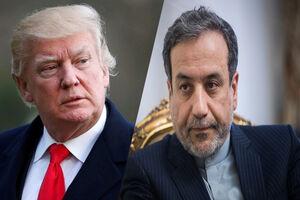 فیلم/ تشابه صحبتهای عراقچی و ترامپ!