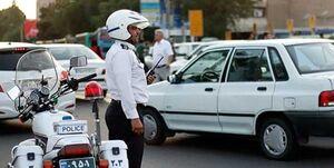 برخورد با مسافربرهای شخصی در بلوار میرداماد در دستور کار پلیس راهور