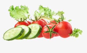 گوجه و خیار