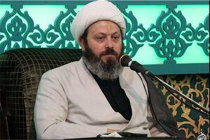 فیلم/ آواز روحانی معروف در برنامه زنده